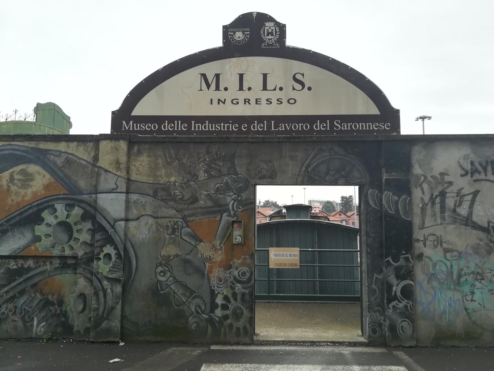 museo delle industrie e del lavoro saronnese