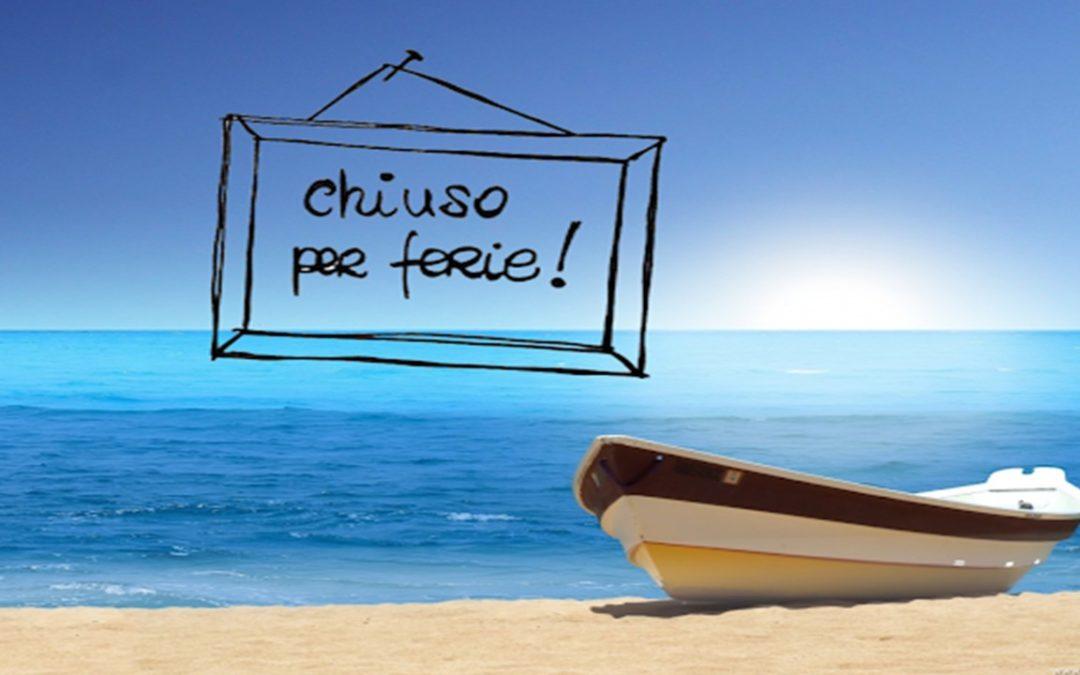 Il MILS chiude per le ferie estive …. Buone vacanze !